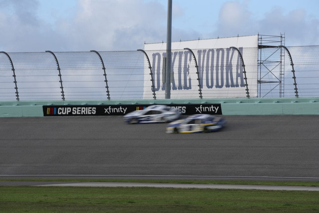 HOMESTEAD, FLORIDA - FEBRUARY 28: <>during the NASCAR Cup Series Dixie Vodka 400 at Homestead-Miami Speedway on February 28, 2021 in Homestead, Florida. (Photo by Sean Gardner/Getty Images)   Getty Images