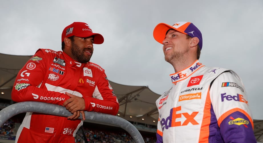 Get to know the NASCAR Drivers