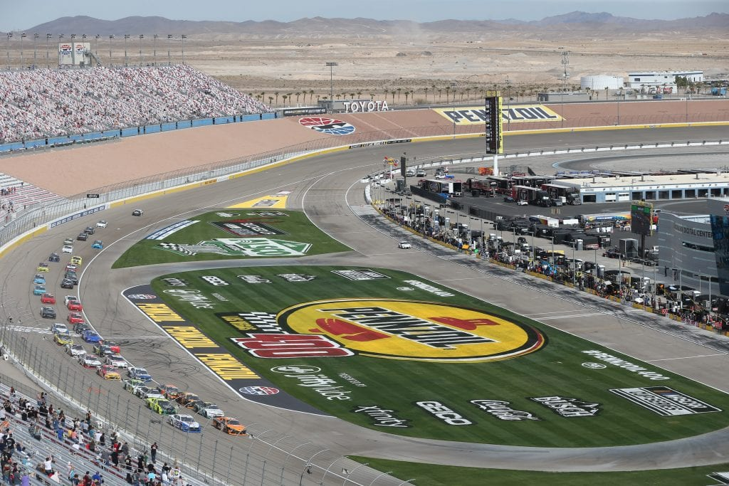 LAS VEGAS, NEVADA - MARCH 06: <> at The Bullring at Las Vegas Motor Speedway on March 06, 2021 in Las Vegas, Nevada. (Photo by Brian Lawdermilk/Getty Images)   Getty Images