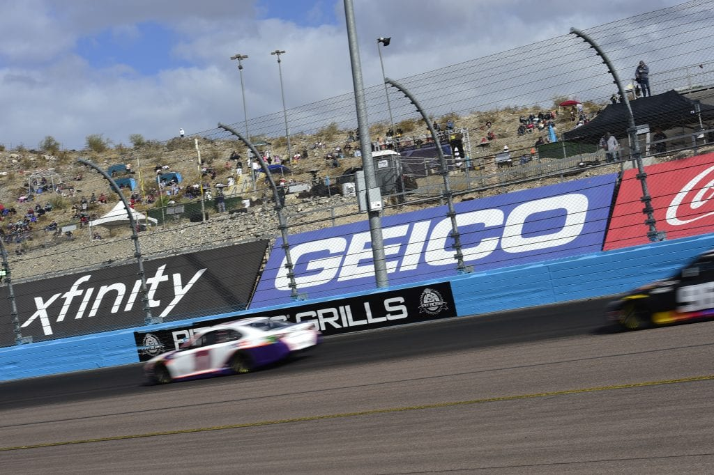 AVONDALE, ARIZONA - NOVEMBER 08: <>during the NASCAR Cup Series Season Finale 500 at Phoenix Raceway on November 08, 2020 in Avondale, Arizona. (Photo by Jared C. Tilton/Getty Images)   Getty Images